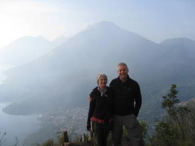 Hike Volcanoes in Guatemala